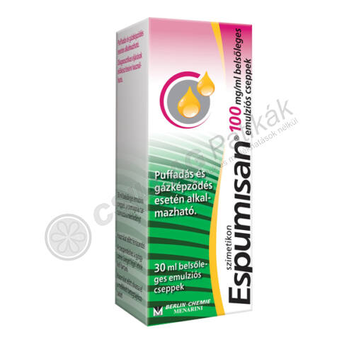 Espumisan 100 mg/ml belsőleges emulzió (30ml)