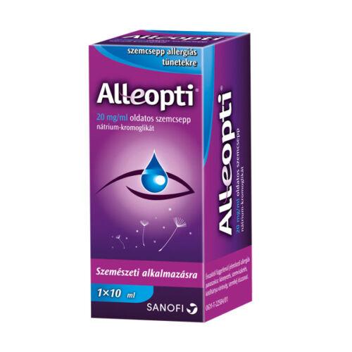 Alleopti 20 mg/ml oldatos szemcsepp (10ml)