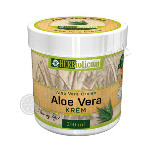 Herbioticum Aloe vera krém (250ml)