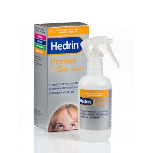 Hedrin Protect and Go fejtetű elleni megelőző spray (120ml)
