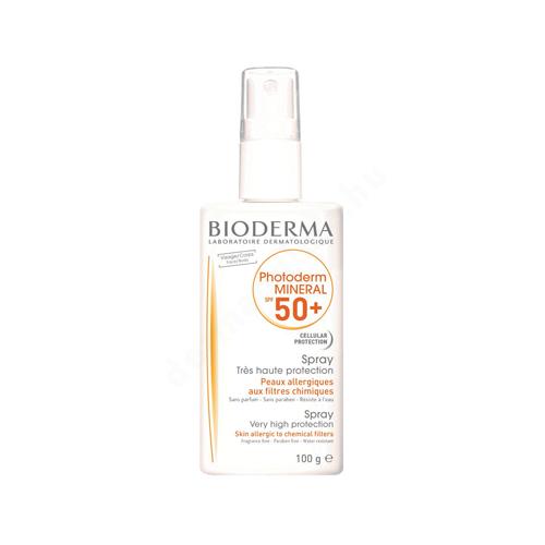 Photoderm MIN SPF50+ spray BIODERMA (100g)