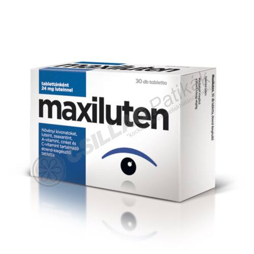 Maxiluten Lutein tabletta (30x)