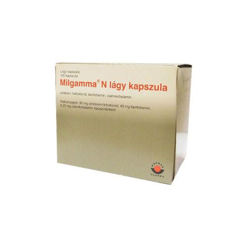 Milgamma bevont tabletta (100x)