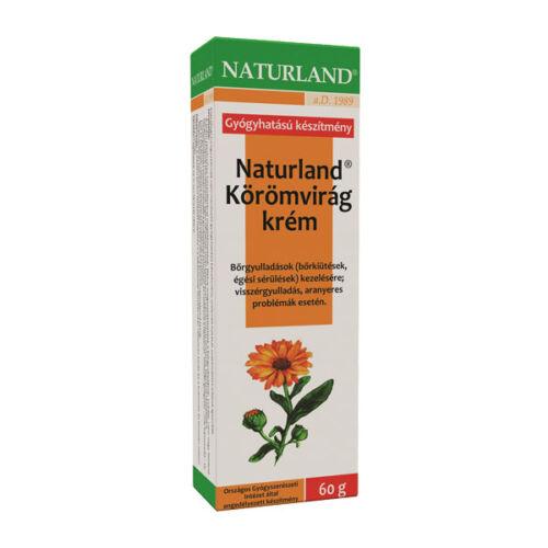 Naturland körömvirág krém (60g)