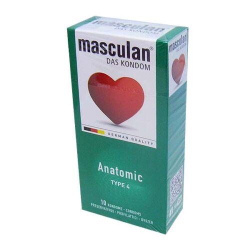 Óvszer Masculan 4 (10x)