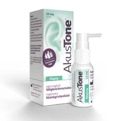 Akustone fülspray (15ml)