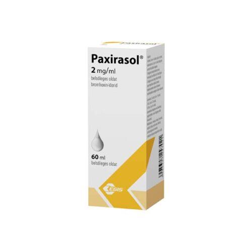 Paxirasol 2 mg/ml belsőleges oldat (60ml)