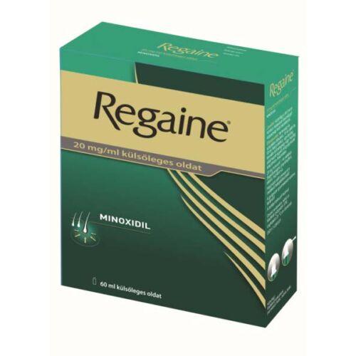 Regaine 20 mg/ml külsőleges oldat (60ml)