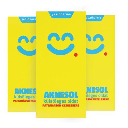 Aknesol külsőleges oldat (50ml)