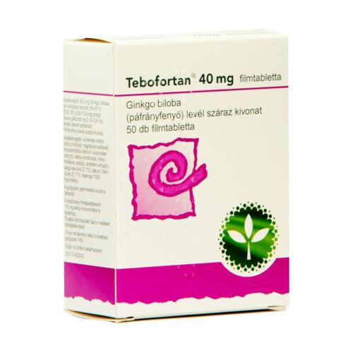 Tebofortan  40 mg filmtabletta (50x)