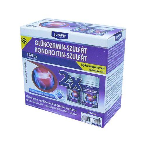 JutaVit Glükozamin Kondroitin MSM filmtabletta (144x)