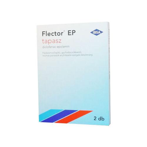 Flector 140 mg gyógyszeres tapasz (2x)
