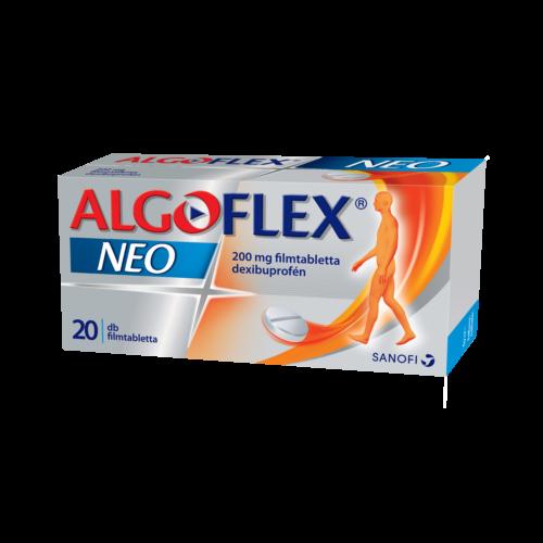 Algoflex NEO  200 mg filmtabletta (20x buborékcsomagolásban)