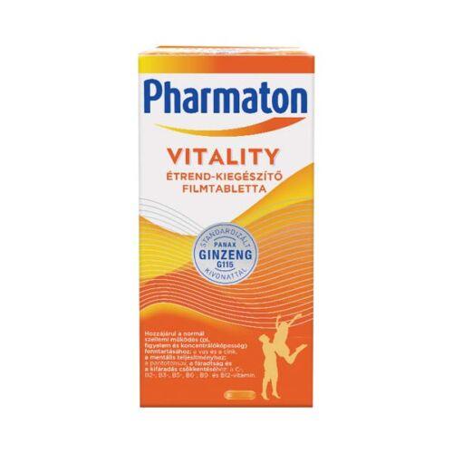 Pharmaton Vitality étrend-kiegészítő filmtabletta (100x)