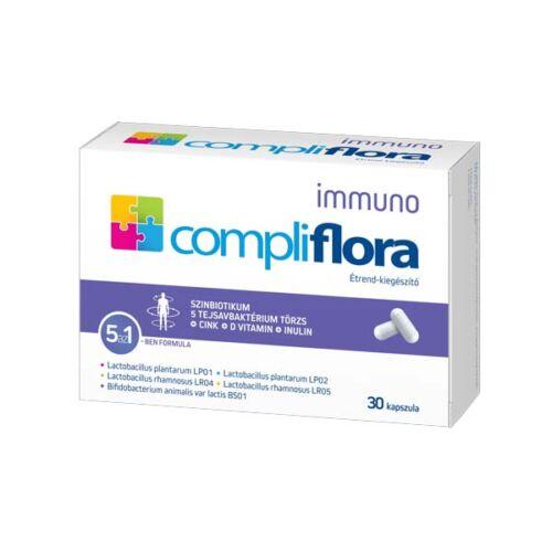 Compliflora Immuno étrend-kieg. kapszula (30x)