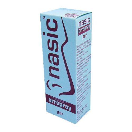 Nasic Pur 1 mg+50 mg/ml old.orrspray felnőtt/gyerm (10ml)