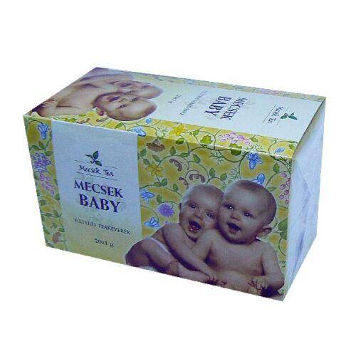 Mecsek baby tea filteres (20x1g)