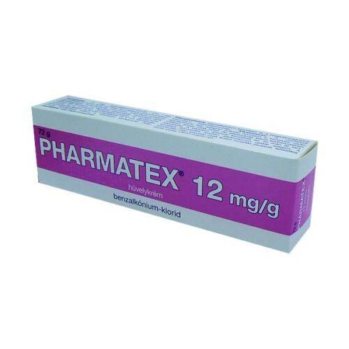 Pharmatex  12 mg/g hüvelykrém (1x72g)