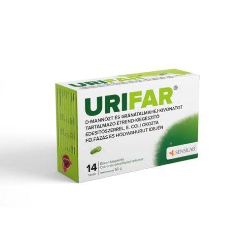 Urifar Gránátalmahéj granulátum oldathoz (14x)