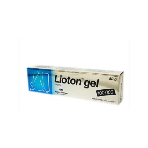 Lioton 1000 NE/g gél (50g)