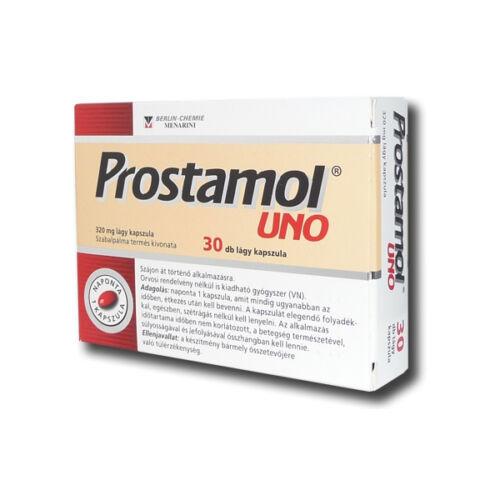 Prostamol Uno 320 mg lágy kapszula (30x)
