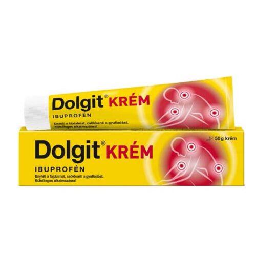 Ibutop krém (régi név: Dolgit krém) (50g)