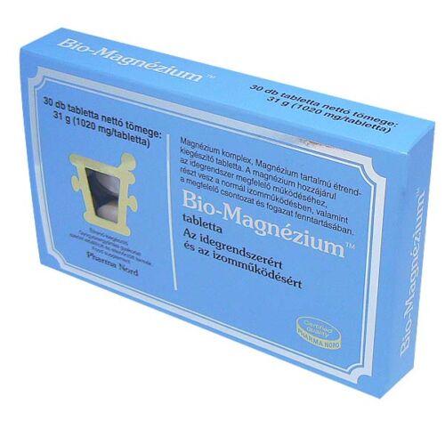 Bio  -Magnézium tabletta (30x)