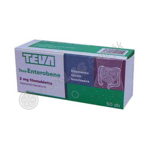 Teva-Enterobene2 mg filmtabletta (régi:Enterobene (50x)