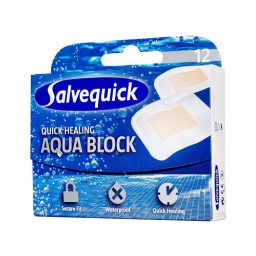 Salvequick sebtapasz Gyors gyógyulás (12x)