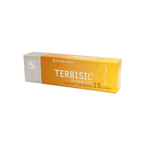Terbisil 10 mg/g krém (15g)