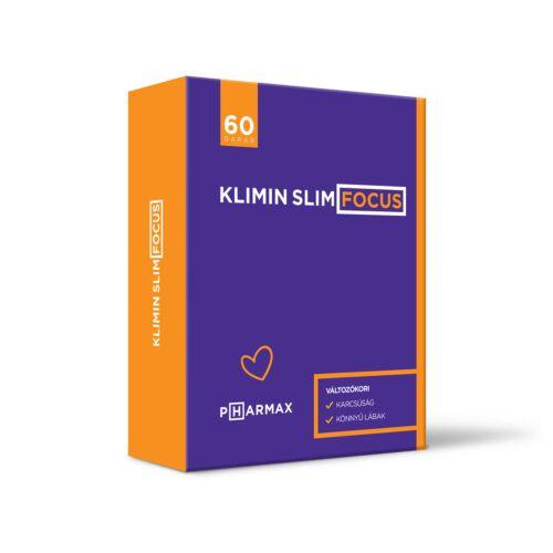 Klimin Slim Focus kapszula (60x)