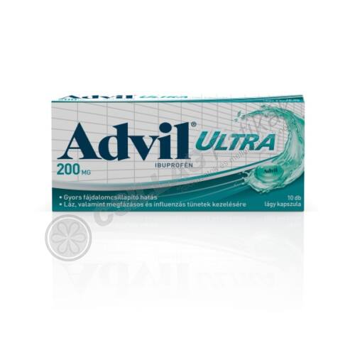 Advil Ultra lágyzselatin kapszula (10x)