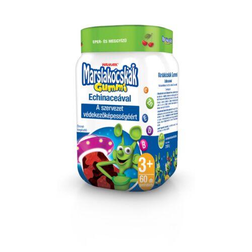 Walmark Marslakócskák Gummi Echinacea 20 mg (60x)