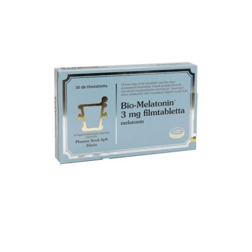 Bio-Melatonin 3 mg filmtabletta (60x)