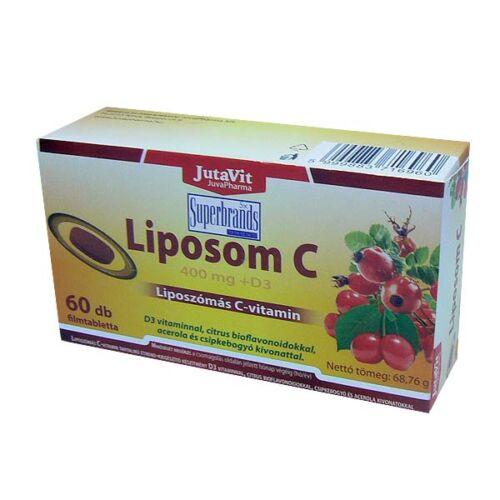 JutaVit C Liposom filmtabletta (60x)