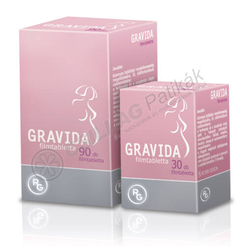Gravida filmtabletta (30x)