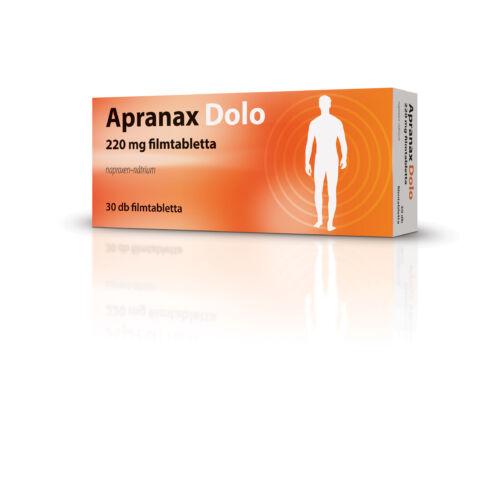 Apranax Dolo 220 mg filmtabletta  (30x)