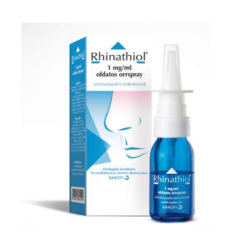 Rhinathiol  1 mg/ml oldatos orrspray (1x10ml)