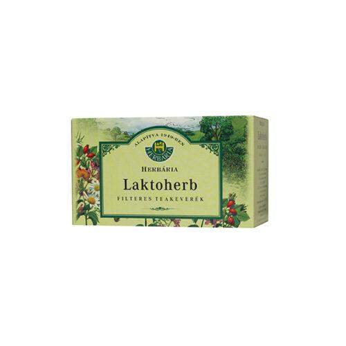 Laktoherb tejelválasztást serkentő filt.tea borít. (20x)