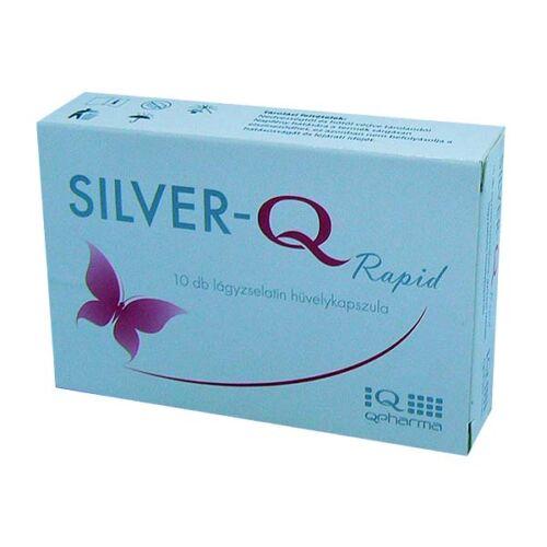 Silver-Q Rapid hüvelykapszula (10x)