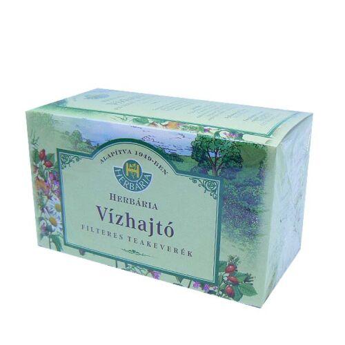 Herbária vízhajtó teakeverék filteres borít. (20x)
