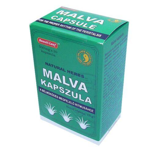 Mályva kapszula 500 mg DR.CHEN (30x)