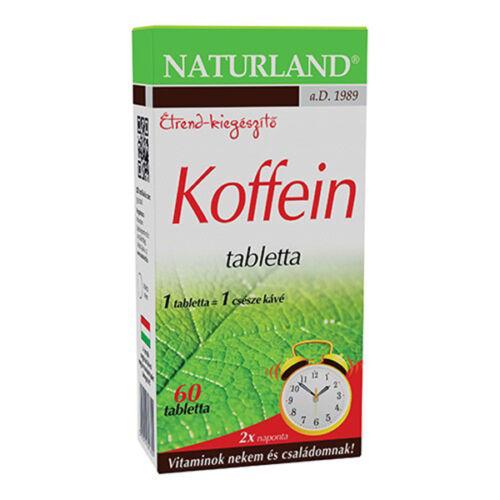 Naturland Koffein tabletta (60x)