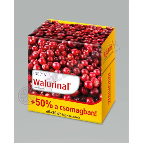 Walmark Walurinal aranyvessző kapszula (90x (60+30x))
