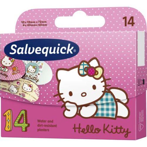 Salvequick sebtapasz Hello Kitty (14x)