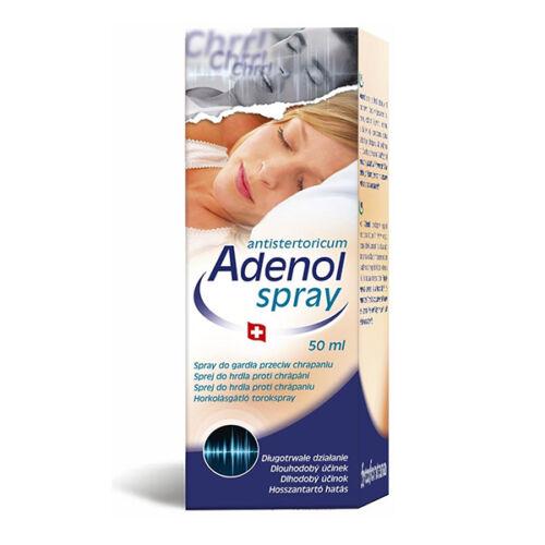Adenol horkolásgátló spray (50ml)