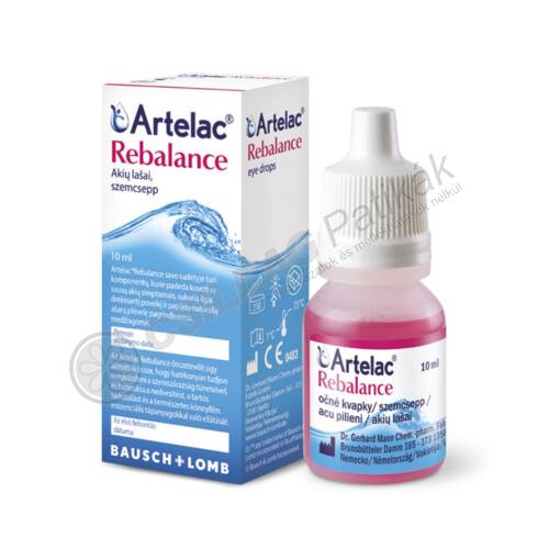 Artelac Rebalance szemcsepp (10ml)