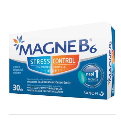 Magne B6 Stress Control tabletta (30x)
