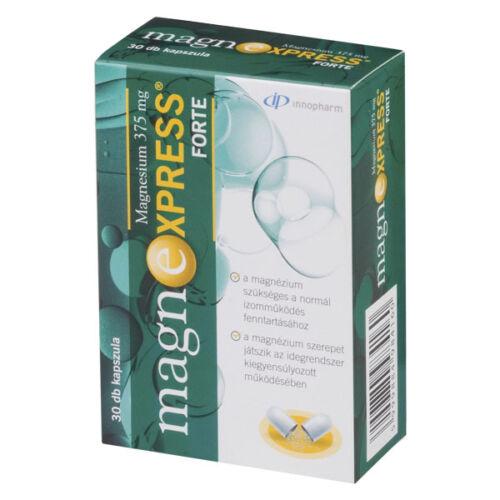 VitaPlus Magnexpress 375mg Forte kapszula (30x)