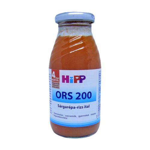 HIPP ORS 200 sárgarépa rizs ital (200ml)